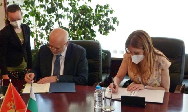 Черногорски министър е настанен в болница в България