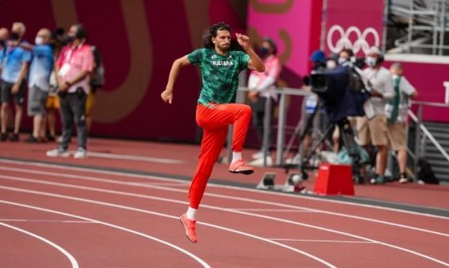 Тихомир Иванов не се класира за финала на висок скок