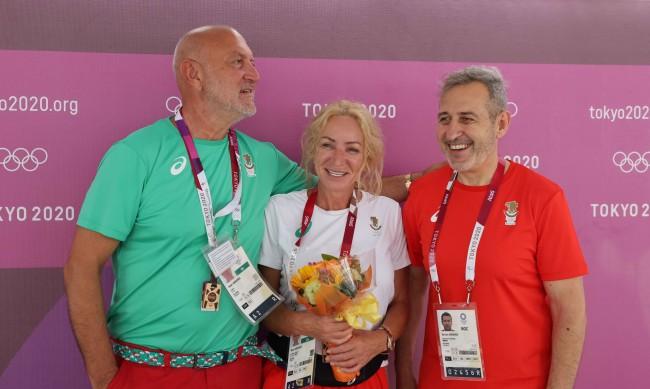 Мария Гроздева сложи край на феноменалната си кариера