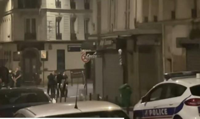 Човек загина, след като кола се вряза в заведение в Париж