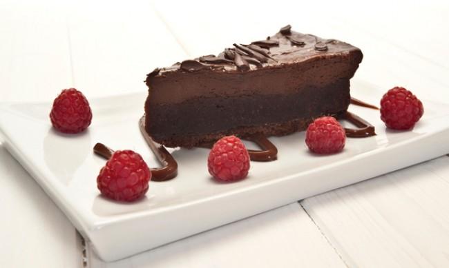 Рецептата Dnes: Шоколадов чийзкейк без печене