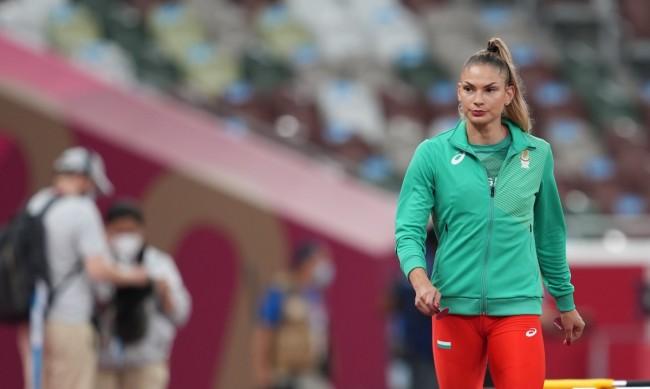 Гариела Петрова не успя да се класира на финала на троен скок