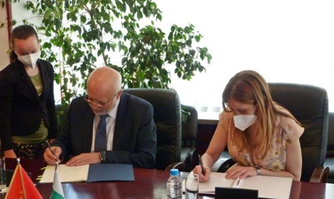 Изписаха от болница черногорската министърка Весна Братич