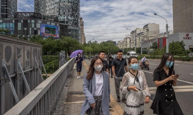 Само 55 нови случая на COVID-19 в Китай за денонощие