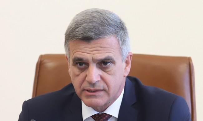 Янев: Депутатите да намерят сила и мъдрост, за да има стабилно управление