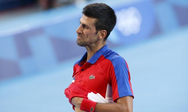 Новак Джокович остана без медал от Олимпиадата в Токио