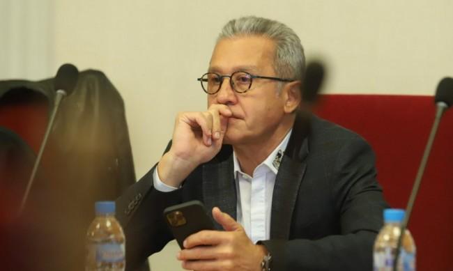 Цонев: ДПС няма да носи отговорност за политически буламач между ИТН, ДБ, ИБГНИ и БСП