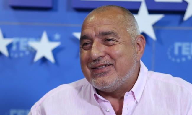 Борисов: Слави Трифонов трябваше да е премиер, само той може да озапти другите