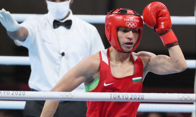 Стойка Кръстева: Какъв ще е медалът, ще покаже времето