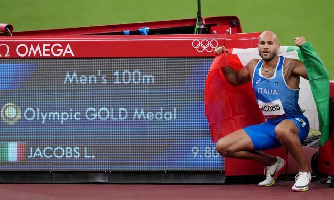 Сензация в Токио: Италианец с титлата на 100 метра