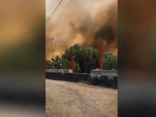 Южна Европа се бори с една от най-екстремните горещи вълни