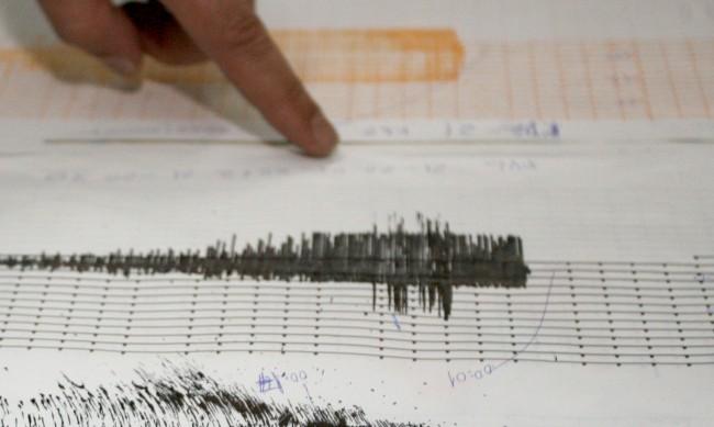 Земетресение в РС Македония преди полунощ
