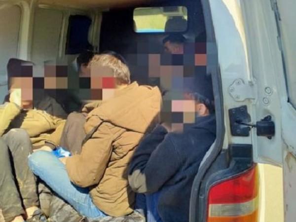 Близо 70 са нелегалните мигранти са заловени в София за
