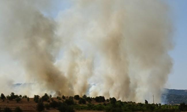 Ще помагаме на РС Македония за гасене на пожари