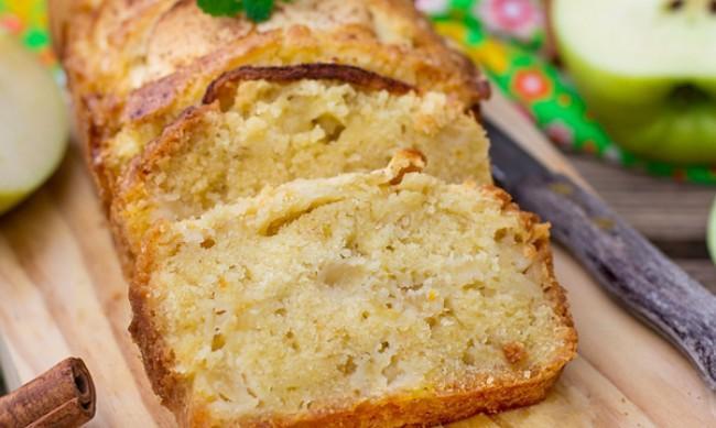 Рецептата Dnes: Ябълков кекс с маскарпоне