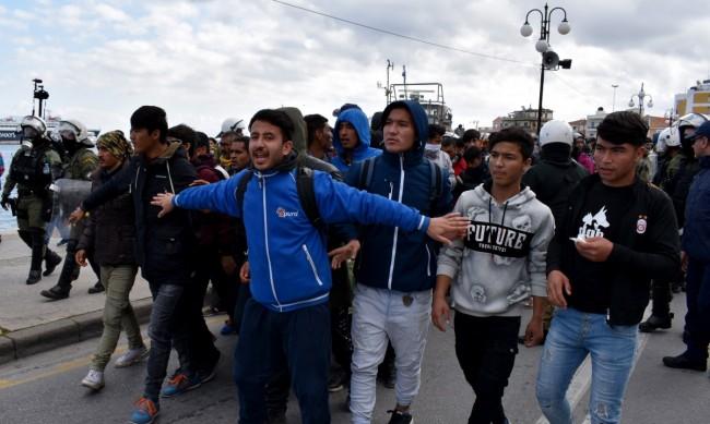 Очаква си нова голяма бежанска вълна от Афганистан