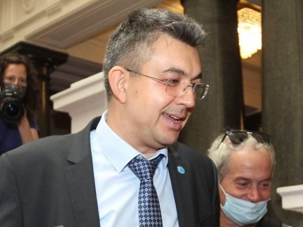 """Номинираният за премиер от """"Има такъв народ"""" Пламен Николов обяви"""