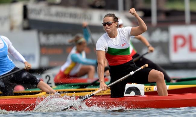 Станилия Стаменова отива на четвъртфиналите
