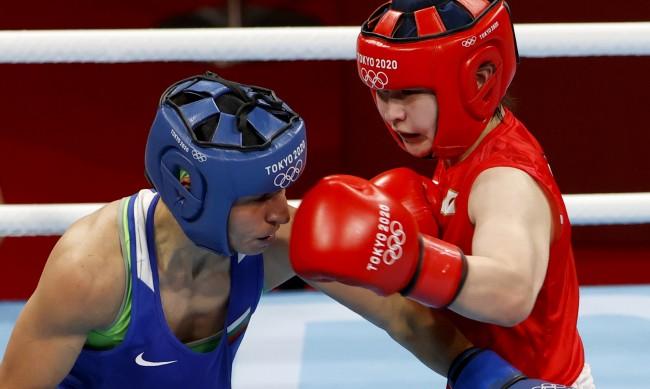 Чакаме медал! Стойка Кръстева ще боксира за олимпийската титла в Токио