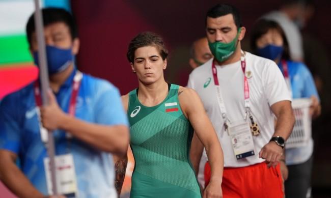 Тайбе Юсеин спечели бронзов медал от Олимпиадата