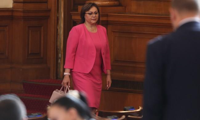 БСП без окончателно решение дали ще подкрепи кабинет на ИТН