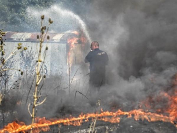 За да се предотврати възникването на пожари за две седмици