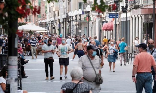Три концерта в Каталуния довели до петата вълна на коронавируса