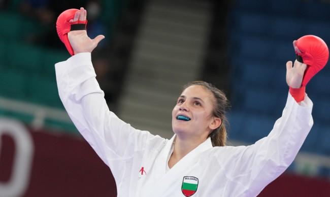 Първо злато за България, Ивет Горанова е олимпийска шампионка!