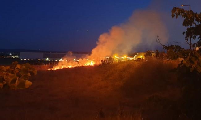 Правителството на РСМ обяви кризисно положение заради пожарите
