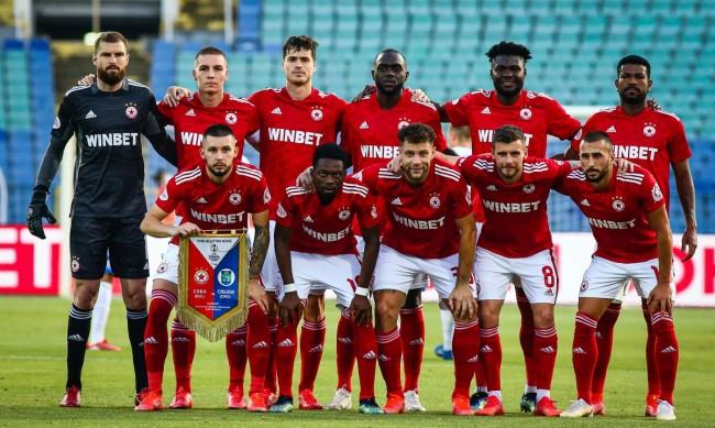 ЦСКА с много силен мач, отнесе Осиек с 4:2 в Европа