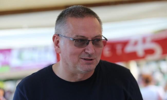 Георги Господинов с престижна датска награда за разказите си
