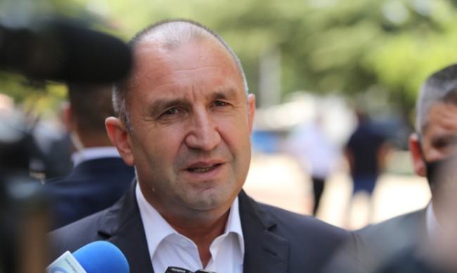 Радев свиква КСНС заради бюджета и миграционния натиск