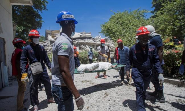ООН отпуска 8 млн. за жертвите на земетресението в Хаити