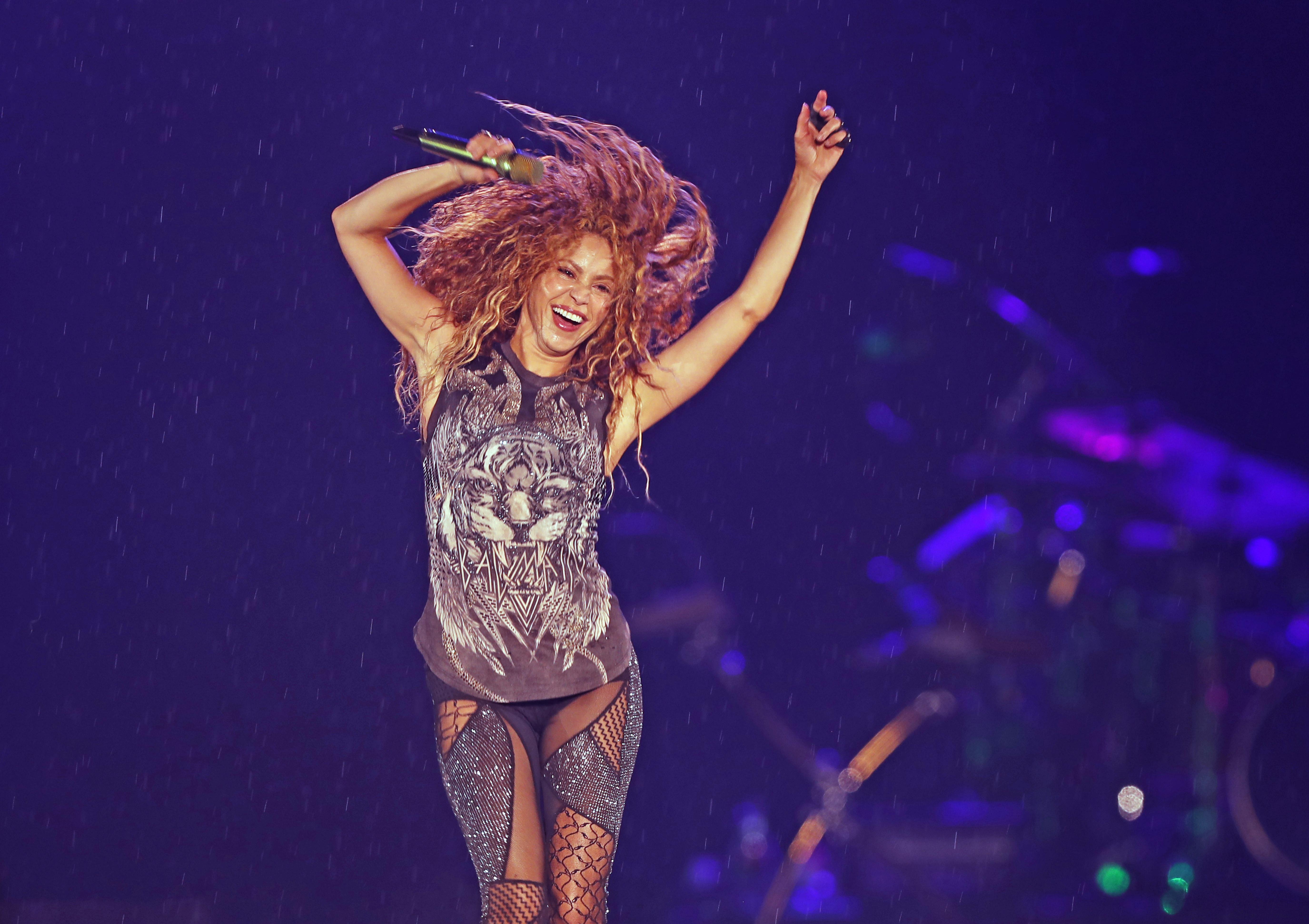 Начините, по които Шакира постига перфектната фигура