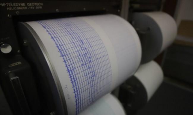 Земетресение разлюля Югозападна Турция