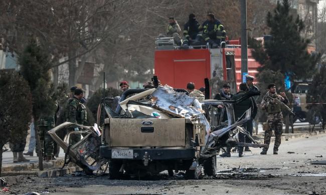 Шествие в София днес в подкрепа на афганистанския народ