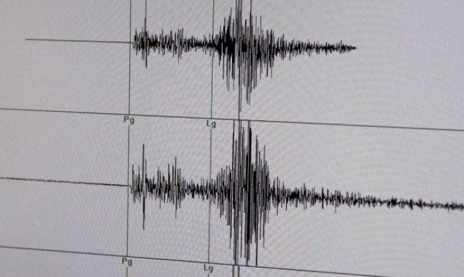 Земетресение с магнитуд 6,9 по Рихтер в Атлантическия океан