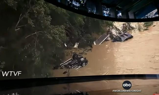 Наводнения взеха над 20 жертви в Тенеси