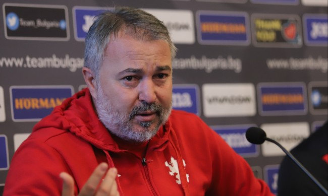 Ясен Петров обяви националите за мачовете с Италия, Литва и Грузия