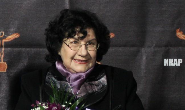 Отиде си актрисата Виолета Бахчеванова