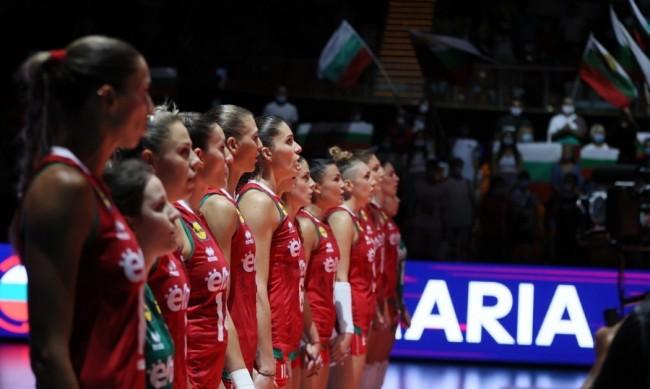 """Трета победа за """"лъвиците"""": Разгромиха Чехия и се класираха на 1/8-финалите"""