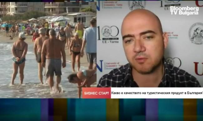 По морето: Препълнени хотели, но сезонът е слаб