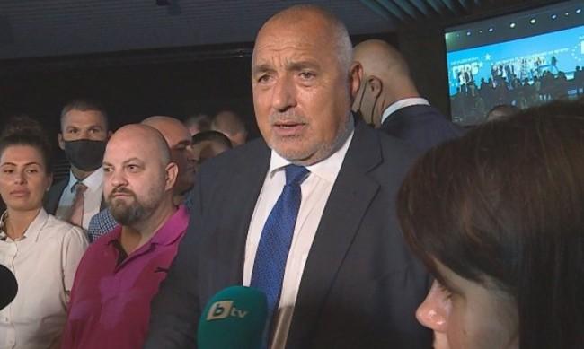 Борисов: Ако искат БСП да държат мандата до 36 септември, това е гавра
