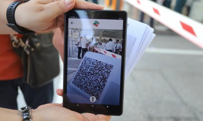 Проверяваме с мобилно приложение валиден ли е COVID сертификатът ни
