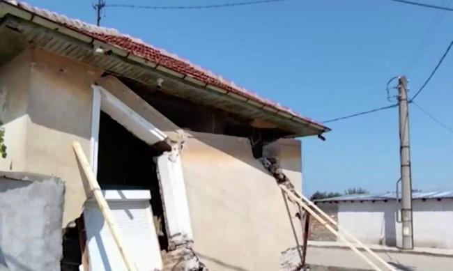 Учителка от Пловдивско остана без дом
