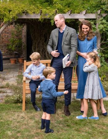 Принц Уилям и Кейт си търсят нов дом в района на Уиндзор
