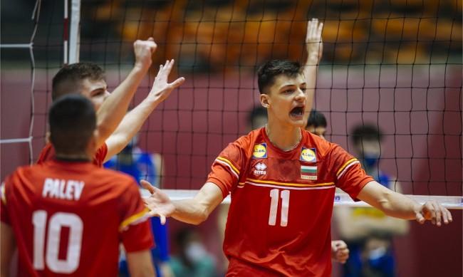 Велико! България е на финал на световното първенство по волейбол за юноши!