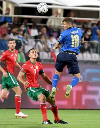 """Чудо! """"Лъвовете"""" на България извъртяха равен с Италия - 1:1"""