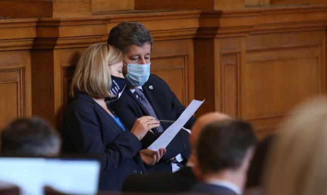 ДБ: ГЕРБ, ДПС и БСП провалиха закона за закриване на спецсъда