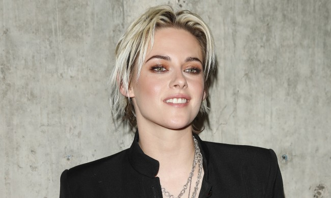 Кристен Стюарт смени цвета на косата